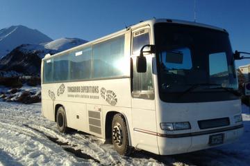 Ganztägige Wanderung auf dem Tongariro Alpine Crossing