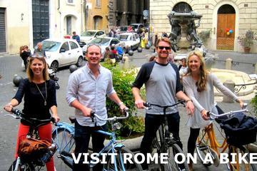 Hoogtepunten van fietstour door Rome