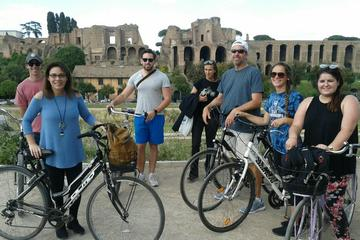 Private Rome 4-Hour Bike Tour
