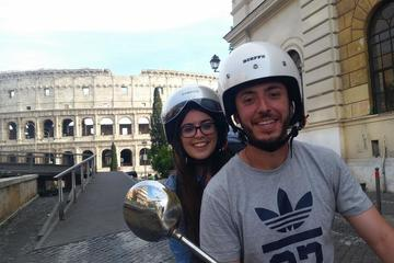 Rome Small Group Vespa Tour