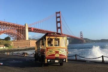 Hop on hop off city tour on a classic cable car 2018 san for British motor cars san francisco