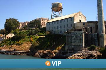 Viator VIP: accesso rapido ad Alcatraz ed esclusivo tour turistico in