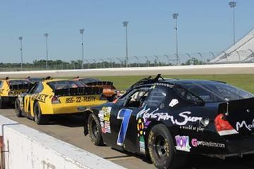 Beech Ridge Motor Speedway Driving Experience