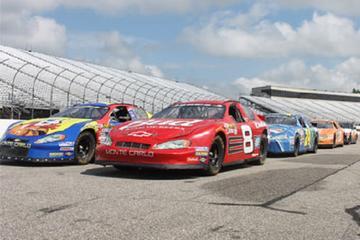 Columbus Motor Speedway Ride Along Experience