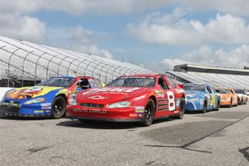 Desoto Speedway Ride Along Experience