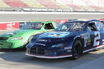 Five Flags Speedway Driving Experience