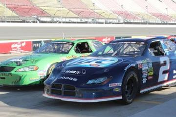 Texas Motor Speedway Driving Experience