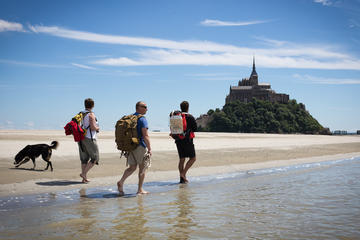 Walking Tour of Le Mont Saint-Michel