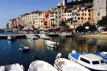 Portovenere and Cinque Terre from