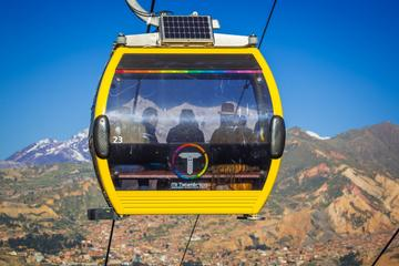 Half-Day La Paz and El Alto Tour Including Cable Car