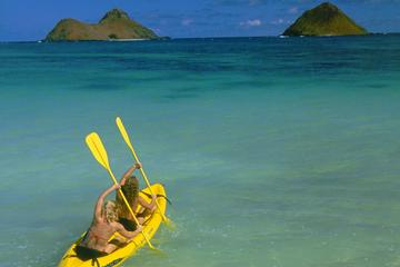 Kayak Rental from Kailua Beach - Full ...
