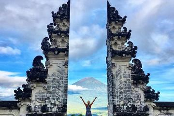 Gateway of Heaven at Pura Lempuyang ...