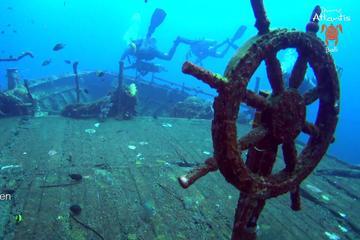 Tulamben USS Liberty shipwreck Scuba Diving Tour East Bali
