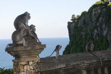 Uluwatu Temple Admission Ticket with Hotel Delivery