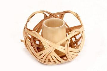 Bamboo Basket Making Workshop in Kyoto Hana-kago