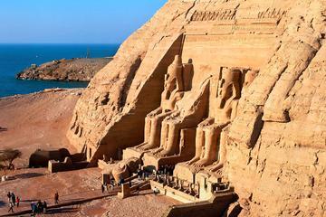 Experiência no Festival do Sol com 6 noites em Abu Simbel partindo de...