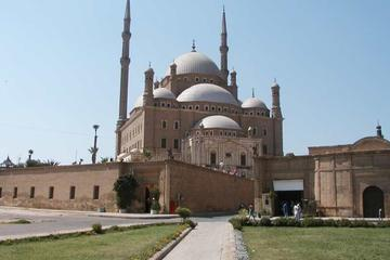 Private Half-Day tour to Citadel and Mohamed Ali Mosque in Cairo with Lunch