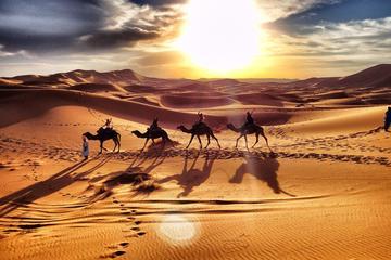 Excursión privada guiada exprés de 3 días a Chegaga desde Marrakech