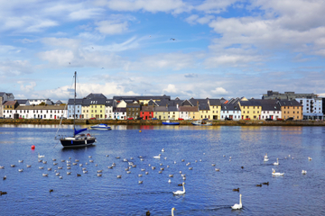 Costa oeste de Irlanda: 3 días por...