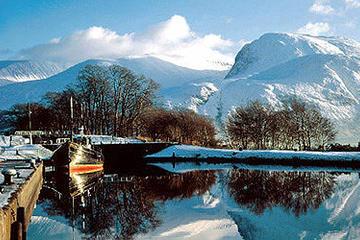 Femdagerstur med liten gruppe, Highland Explorer og Skye fra Edinburgh