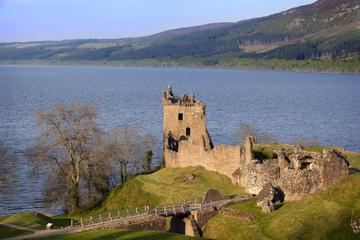 Gita per piccoli gruppi della durata di un giorno a Loch Ness