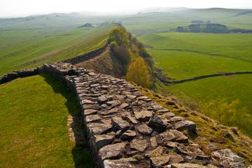 Hadrians Wall, römische Besatzung und Schottische Grenzen