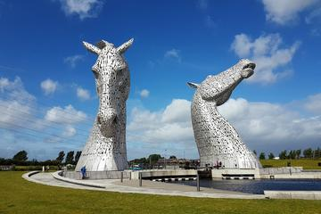 Kelpies and Falkirk Wheel - Half Day...