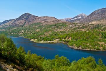 Kleingruppenausflug von Edinburgh zum Loch Ness, ins Tal von Glen Coe...