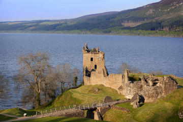 Kleingruppenausflug von Glasgow zum Loch Ness, ins Tal von Glen Coe...