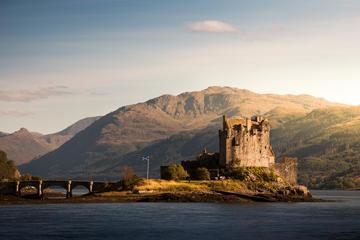 Skye et le château d'Eilean Donan...