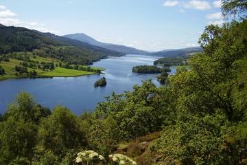 Viagem de um dia para grupos pequenos por Highland Lochs, Vales e a...