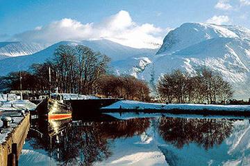 Von Edinburgh in die Highlands und zur Isle of Skye – fünftägiger...