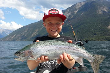 Pemberton Full-Day Trolling Tour