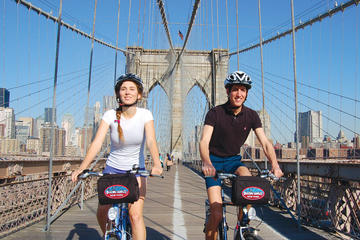 Brooklyn Bridge Spanish Bike Tour