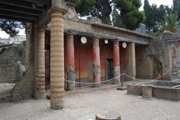 Discovering Herculaneum and Vesuvius from Sorrento