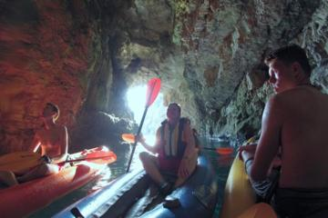 Half-day Blue Cave Kayak and Snorkel...