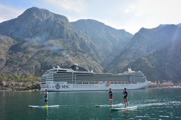 Half-Day Stand Up Paddle Board Rental in Kotor