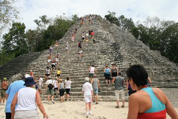 Private Archaeological Day Trip: Tulum and Cobá from Playa del Carmen