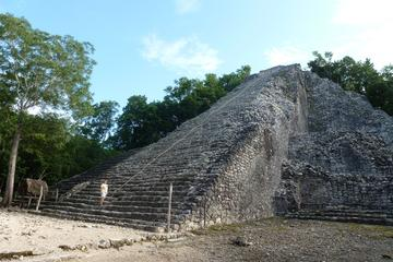 Cobá Ruins Morning Tour from Tulum or...