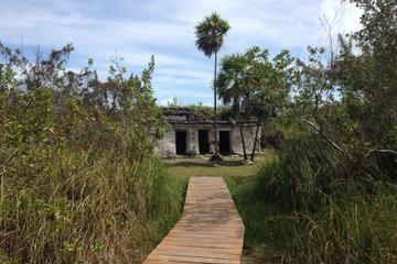 Private Sian Ka'an and Muyil Ruins Tour from Tulum and Playa del Carmen
