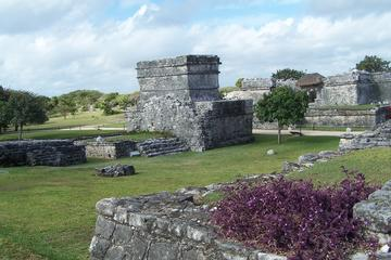Tulum Ruins Day Trip with Cenote Dos Ojos and Beac