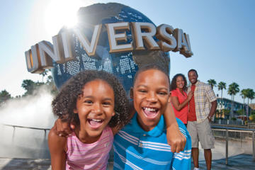 1-Day Visit to Universal Studios or SeaWorld
