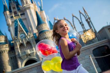 Entrada de 1 día al parque temático de Disney World con transporte...
