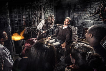 Skip the Line: The Edinburgh Dungeon