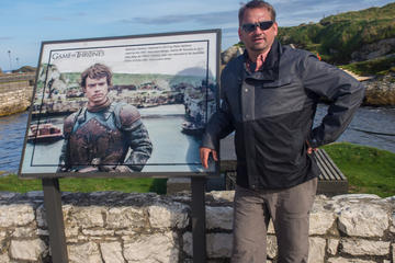 Combination Tour: Game of Thrones Film Locations and Belfast City Hop-On Hop-Off Tour