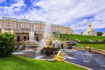 Private Half Day Tour to Peterhof by...