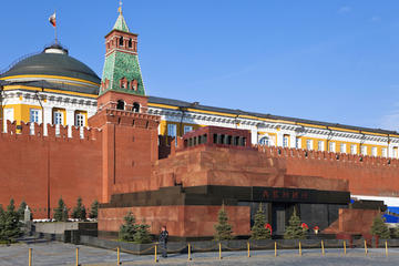 Private Tour: Half-Day Moscow Walking Excursion