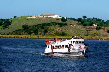 Flussfahrt auf dem Rio Guadiana