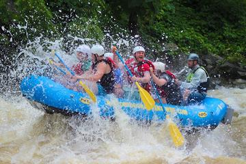 Day Trip Upper Pigeon Smoky Mountain River Rafting near Gatlinburg, Tennessee