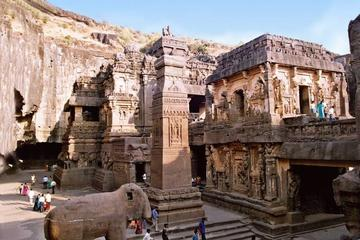 Ellora Caves Tour by Flight
